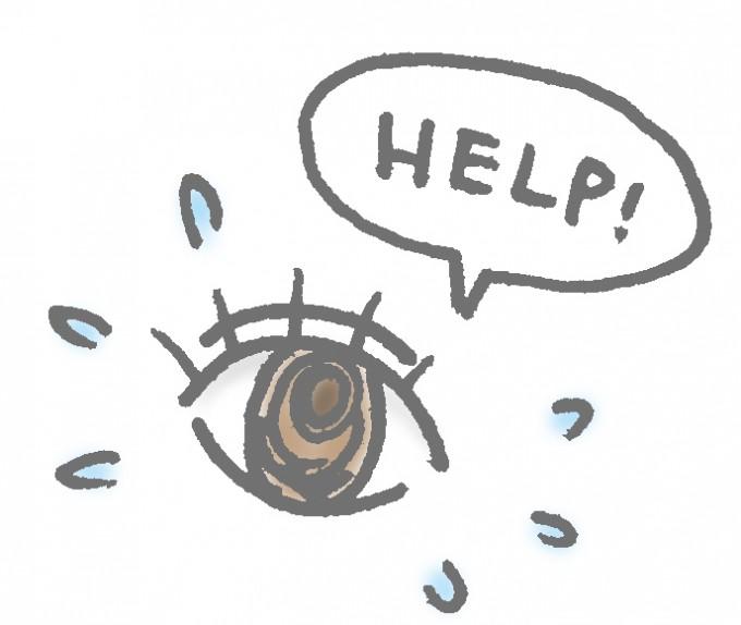カラコン使用前に眼科で検診しないと危険?理由は?