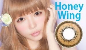 Wing(ウィング)シリーズ/ハニーウィング(茶コン)