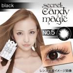シークレットキャンディーマジック No.05 ブラックの口コミ・レビュー