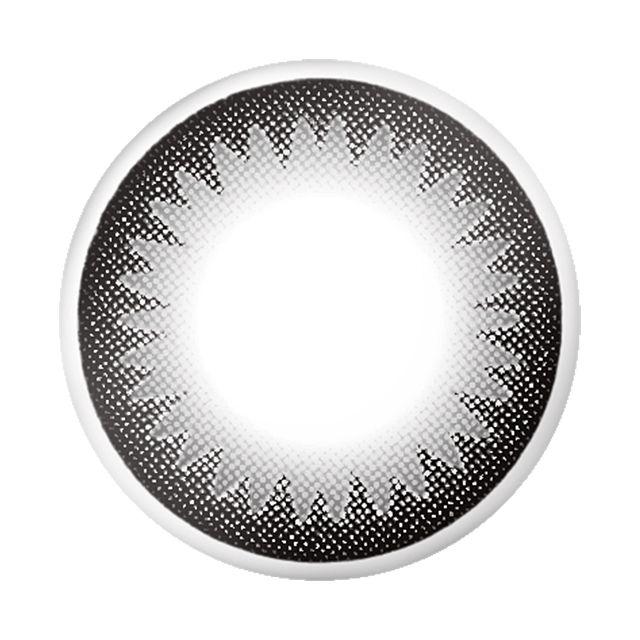 シードアイコフレワンデーUV ナチュラルメイクの装着画像・レンズ画像・パッケージ箱画像レポ