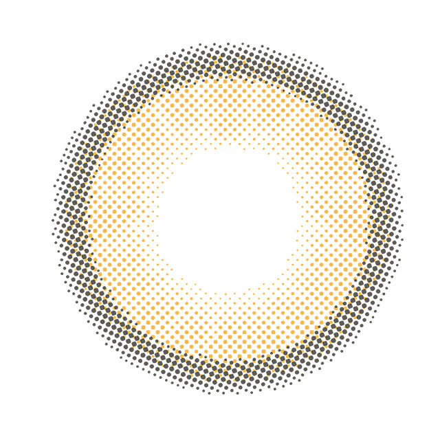 エヌズコレクション レモネードの装着画像・レンズ画像・パッケージ箱画像レポ
