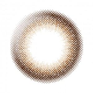 レリッシュ ノーブルグロウの装着画像・レンズ画像・パッケージ箱画像レポ