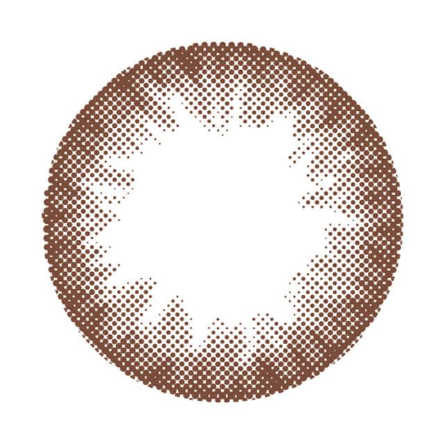 アネコンオトナワンデー レディドールの装着画像・レンズ画像・パッケージ箱画像レポ
