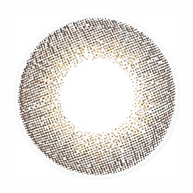 シークレットキャンディーマジックプレミア グレージュの装着画像・レンズ画像・パッケージ箱画像レポ